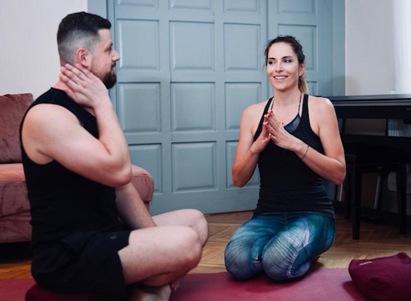 Private Yoga - FeelGood Yoga